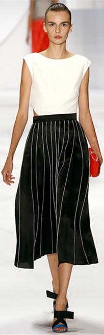 Monique Lhuillier 2016春夏纽约时装周