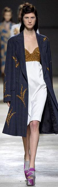 Dries Van Noten 2016春夏巴黎时装周