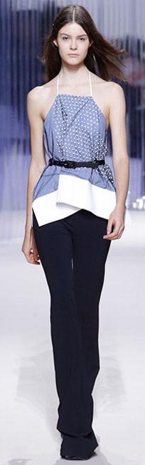 Carven 2016春夏巴黎时装周