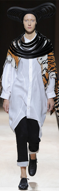 Junya Watanabe 2016春夏巴黎时装周