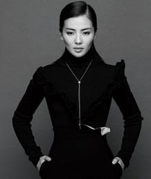 刘涛登《悦己SELF》九月刊封面 女王气质爆棚