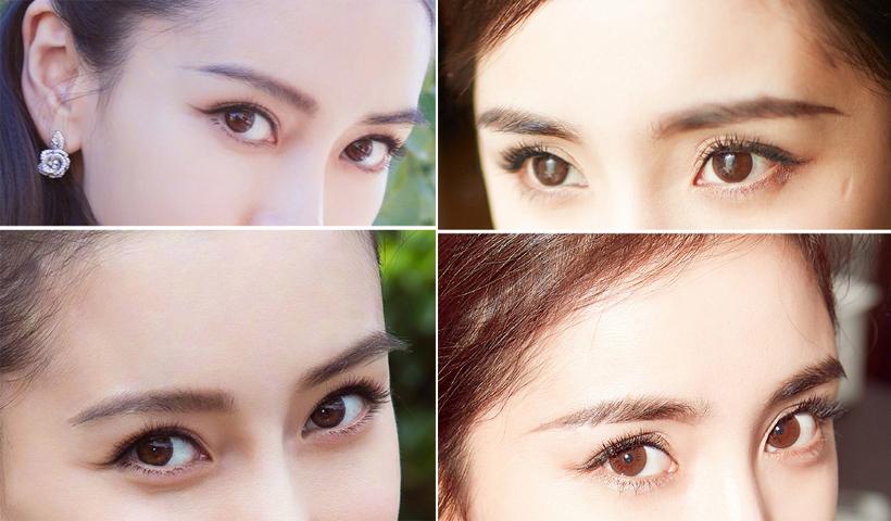 只露眼睛,你猜得到这些女星分别是谁么