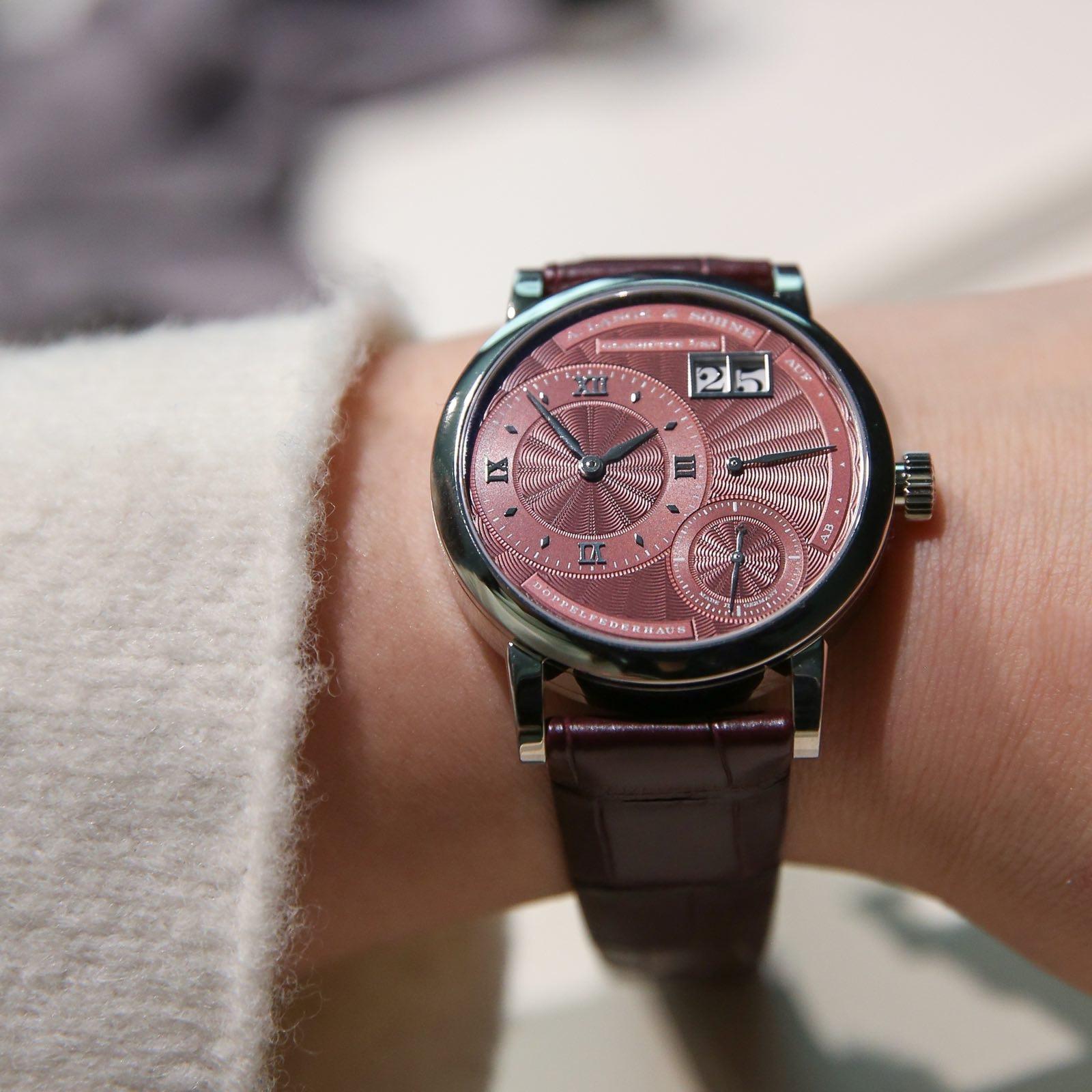朗格 经典女款LITTLE  LANGE 1 系列腕表