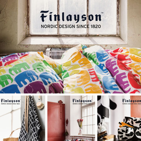 Finlayson家居盛宴:芬享北欧风格,感受百年精髓