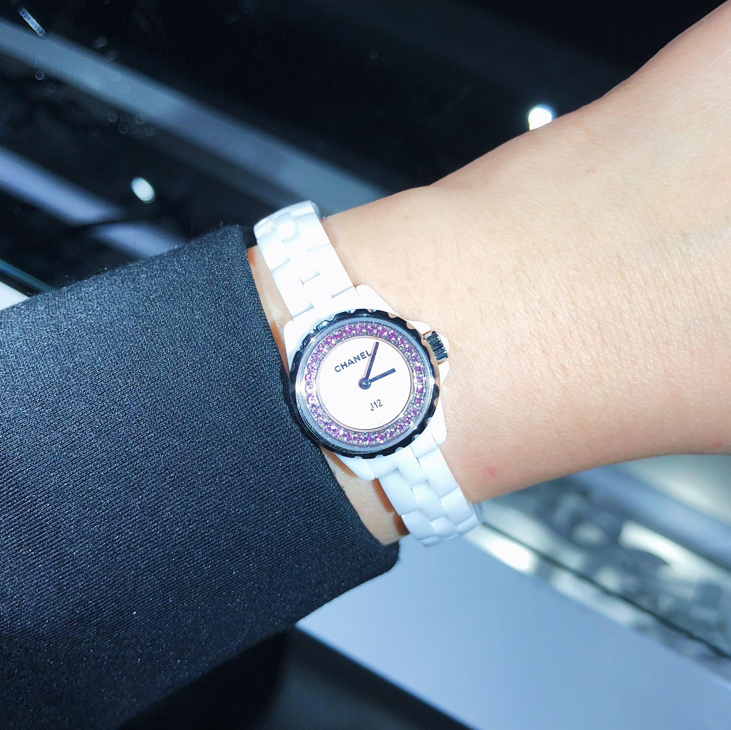 香奈儿新款腕表