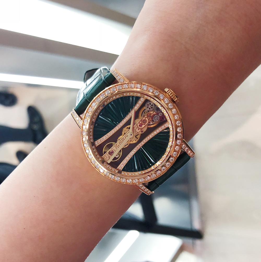 昆仑新款腕表