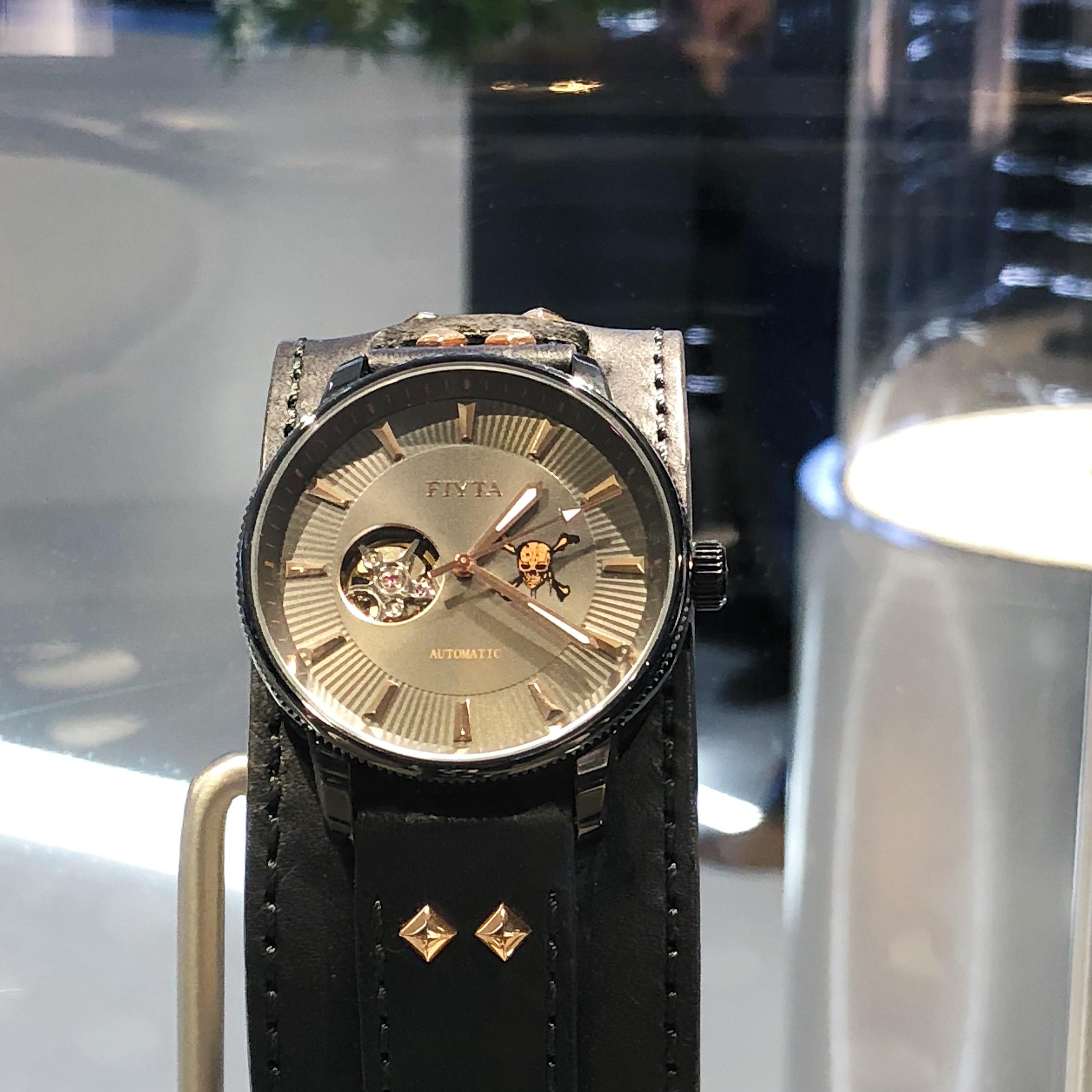 飞亚达新款腕表