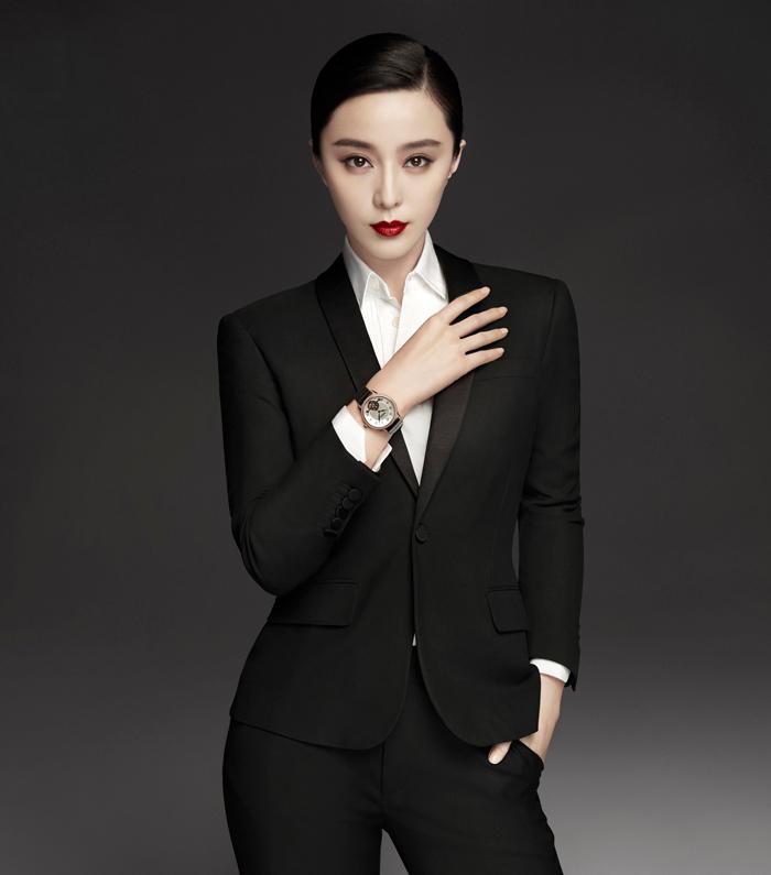 万宝龙正式宣布范冰冰出任全球品牌大使