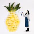 来自金菠萝的碎碎念自白,杯欢制茶夏日限定新品正式上市
