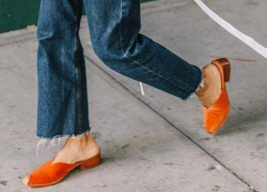 春天美貌又舒服的鞋子
