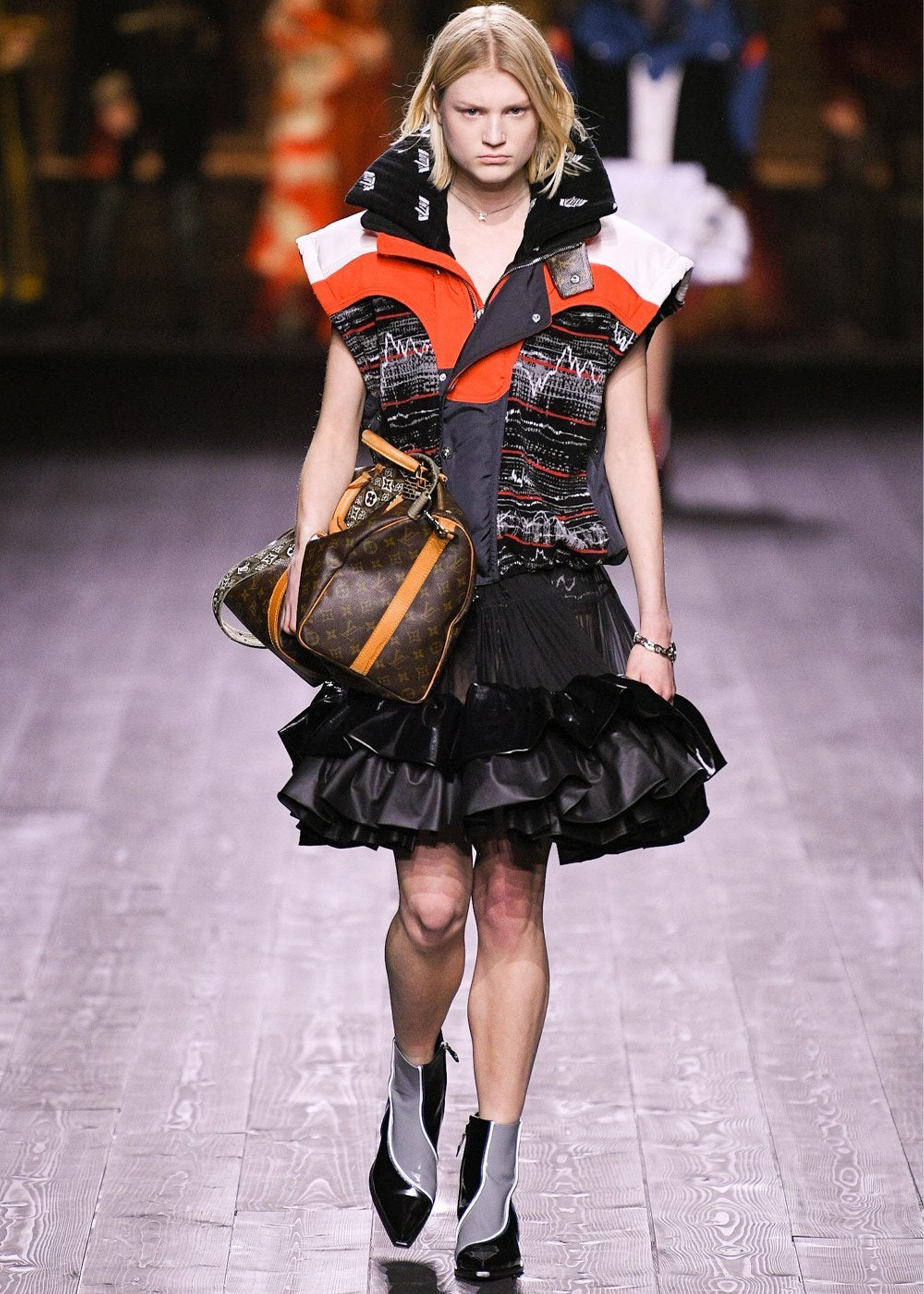 Louis Vuitton 2020秋冬女装系列:中世纪的歌