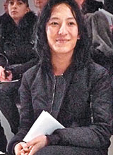 时尚编辑赵心瑶