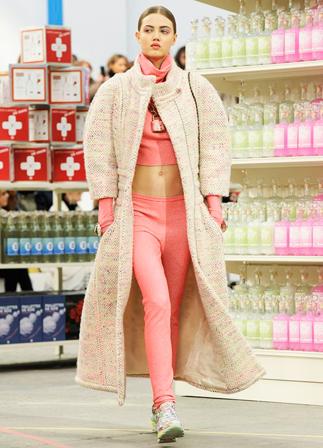 来大皇宫购物吧!Chanel 2014秋冬