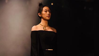 童瑶、张定涵助阵设计师宣佐XUANPRIVE 33首秀