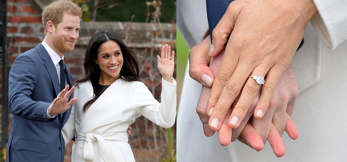 哈里王子订婚!36岁离过婚生过娃的她 凭什么俘获了王子?