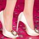明星大婚最喜欢穿的婚鞋