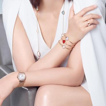 刘涛倾情演绎Happy Diamonds系列