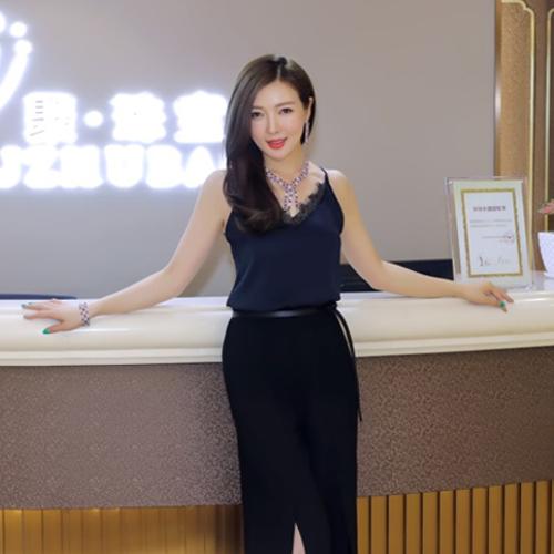 聚珠宝 & 2017环球小姐(北京)战略合作