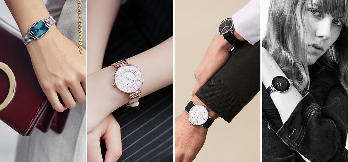 极简小众又便宜的手表,为什么到现在DW还是最火的一个?