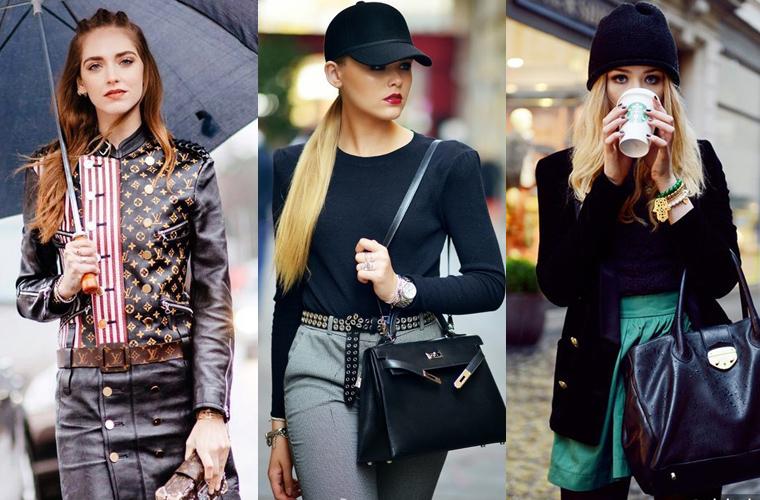 INS上最火的时尚博主告诉你 秋冬怎么穿戴才更撩