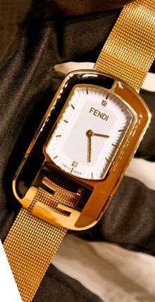 FENDI芬迪Fendi Chameleon系列腕表