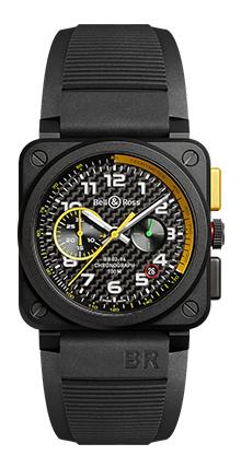 柏莱士BR03 RS17计时腕表