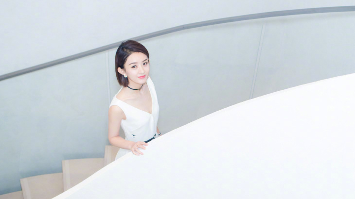 赵丽颖5个月结婚生子,却用13年才脱胎成功?